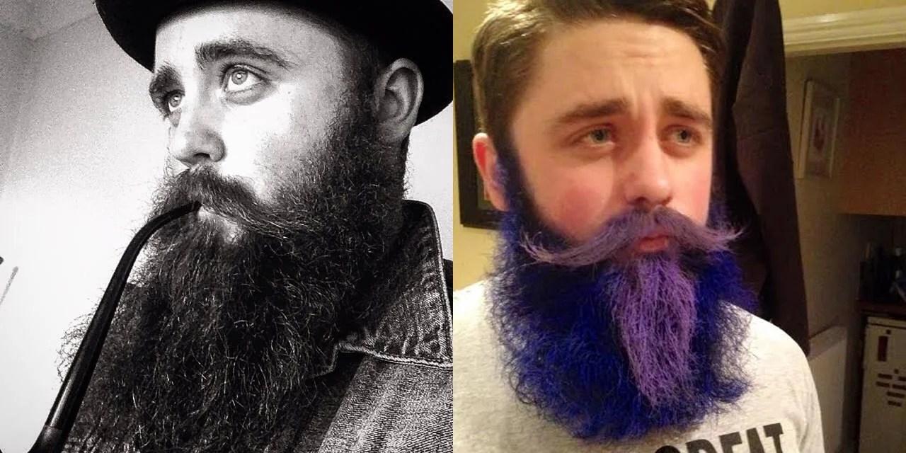 Home Made Beard Oil!