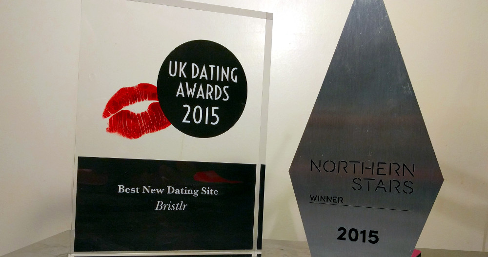Bristlr Wins at UK Dating Awards & Northern Stars Competition