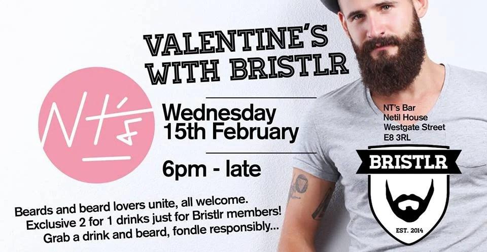 Valentine's With Bristlr at NT's
