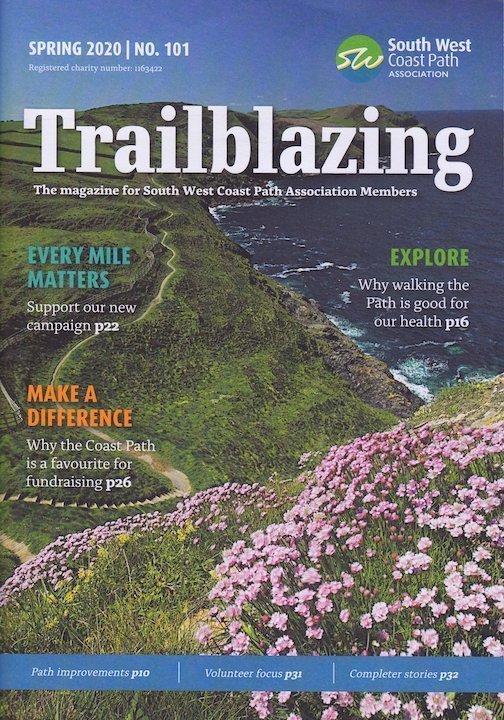 South West Coast Path - Trailblazing