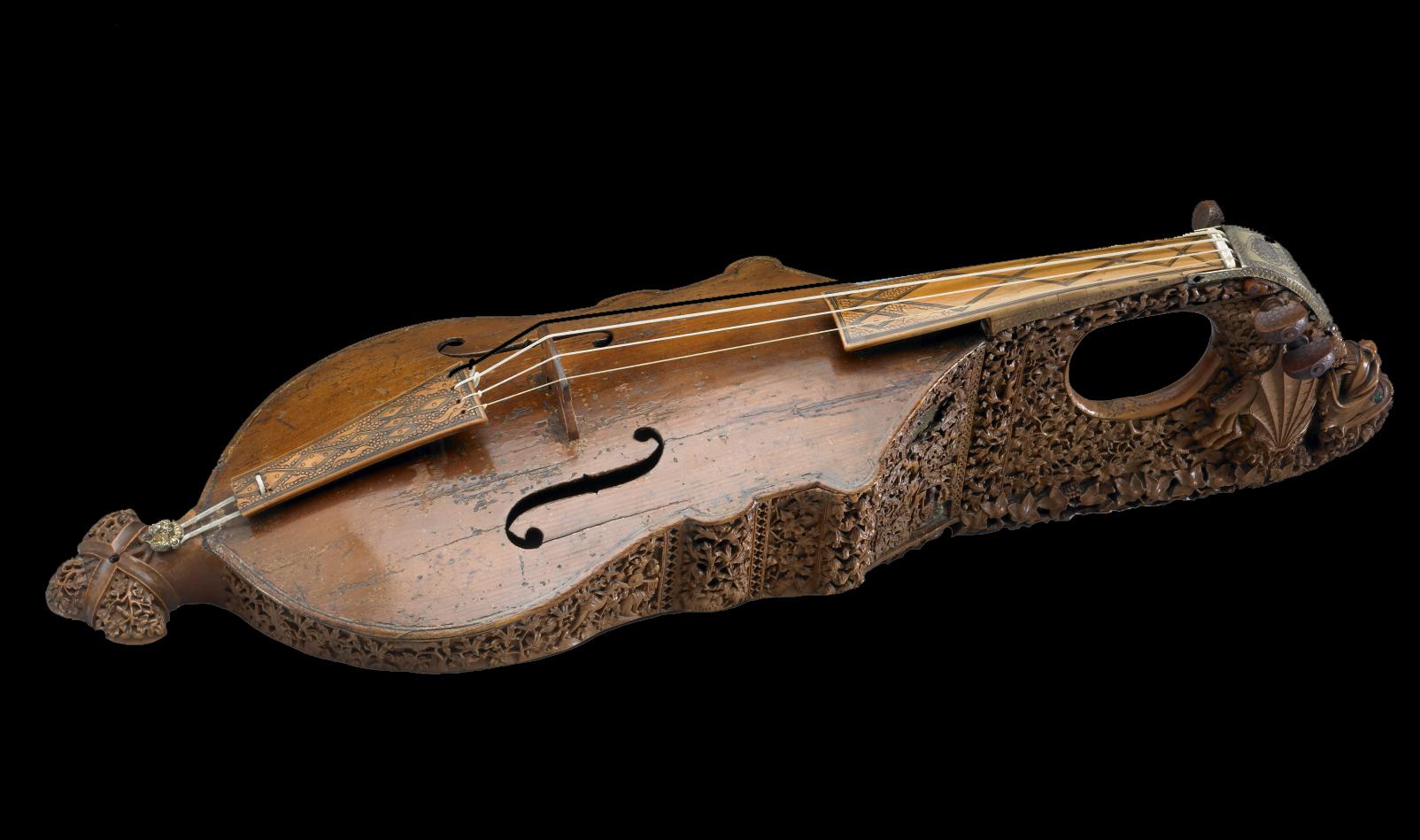 A History Of World Music In 15 Instruments The British Museum Blog