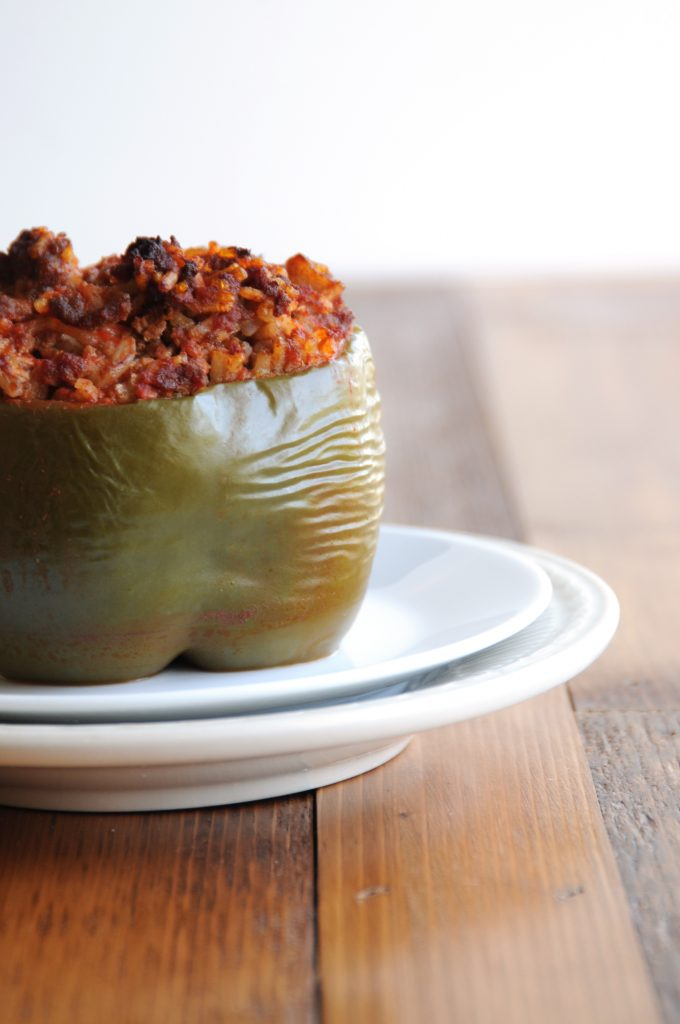 Stuffed Peppers Profile
