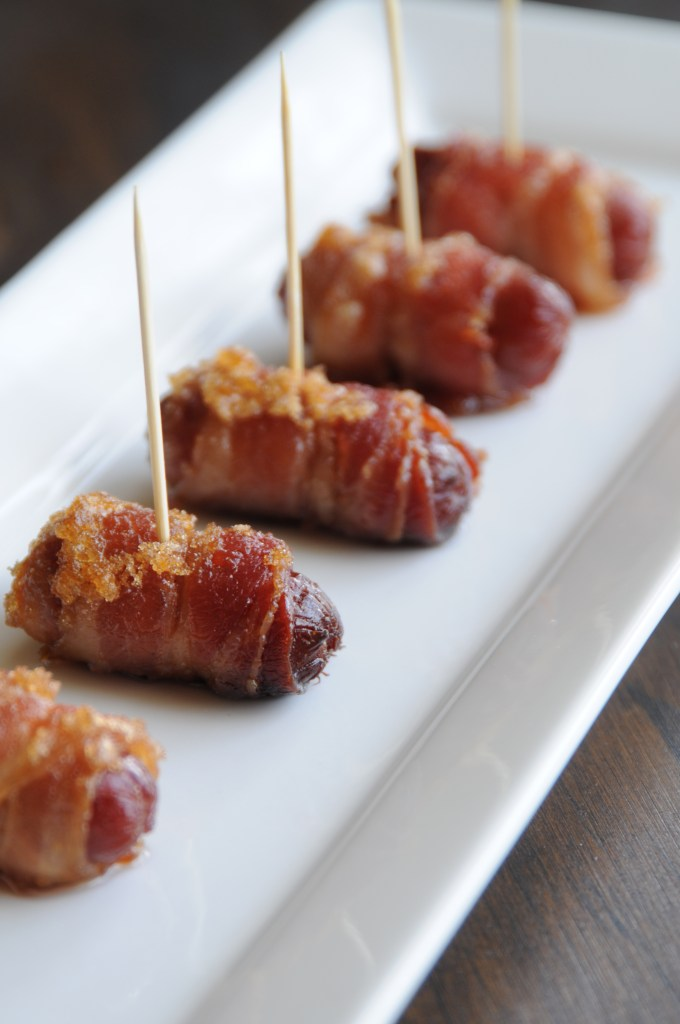 Candied Bacon Wraps Recipe