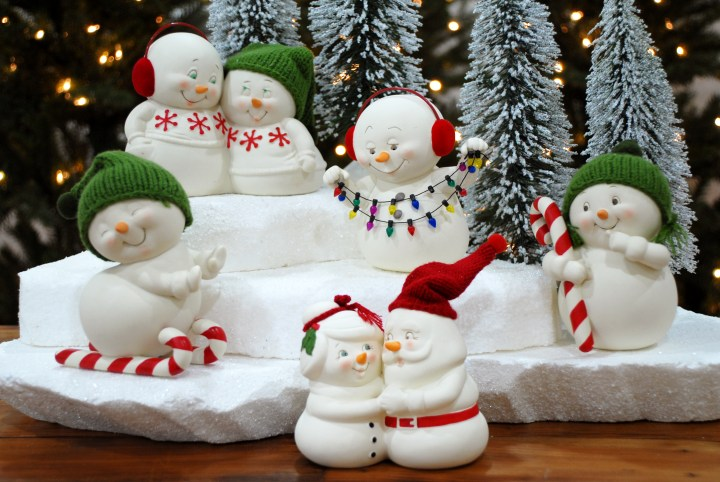 Department 56 Snowpinions Collection At Bronner's