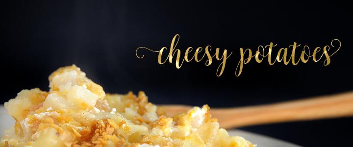 Cheesy Potatoes Recipe