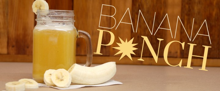 Bronner's Banana Punch Recipe With Bananas