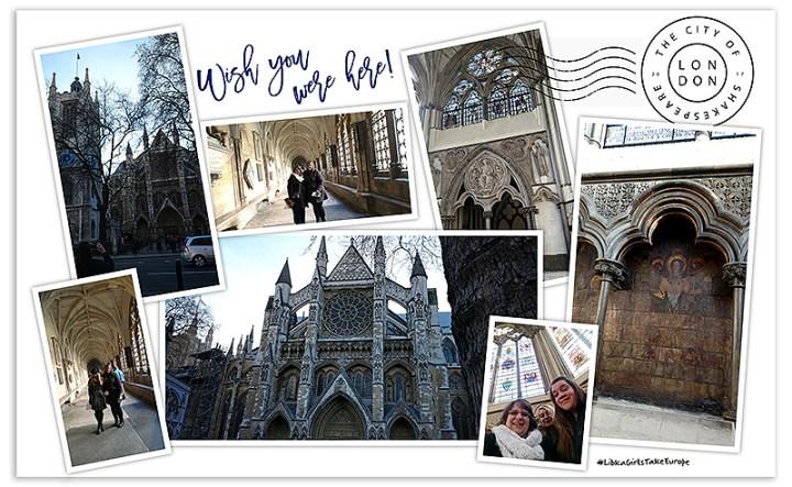 Westminster Abbey, London, England. #LibkaGirlsTakeEurope