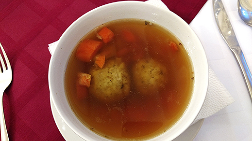 Matzo Ball Soup From Hungary's Jewish Quarter