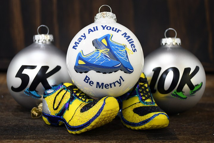 Running Ornaments