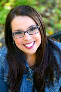 Blogger and Author Holly Noel