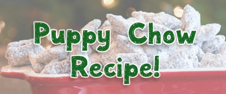 Puppy Chow Recipe – A Treat for ALL Ages!