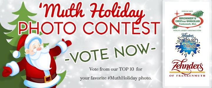 Time To VOTE For Your Favorite Muth Holiday!