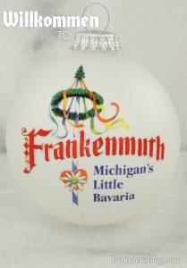 Willkommen to Frankenmuth, Michigan's Little Bavaria.