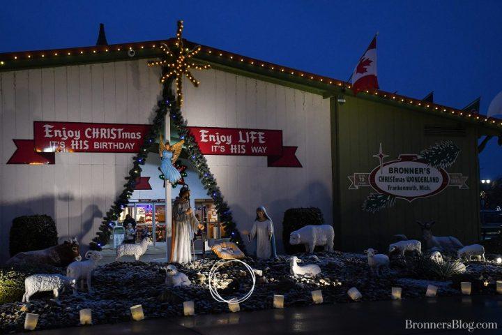 Bronner's Christmas Wonderland, Frankenmuth Michigan