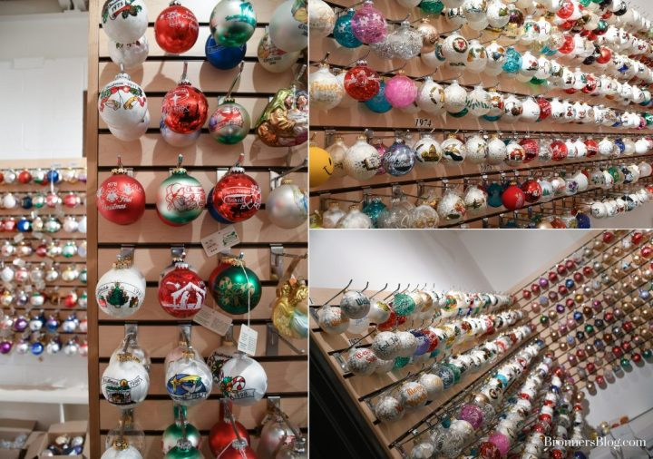 Bronner's Exclusive Ornaments
