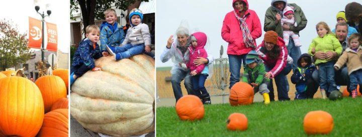 Zeeland Pumpkin Festival in MI