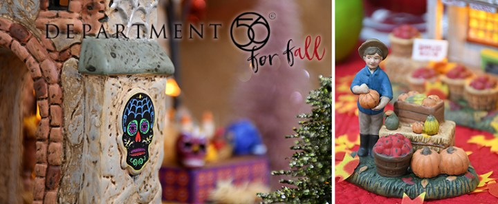 Department 56 For Fall