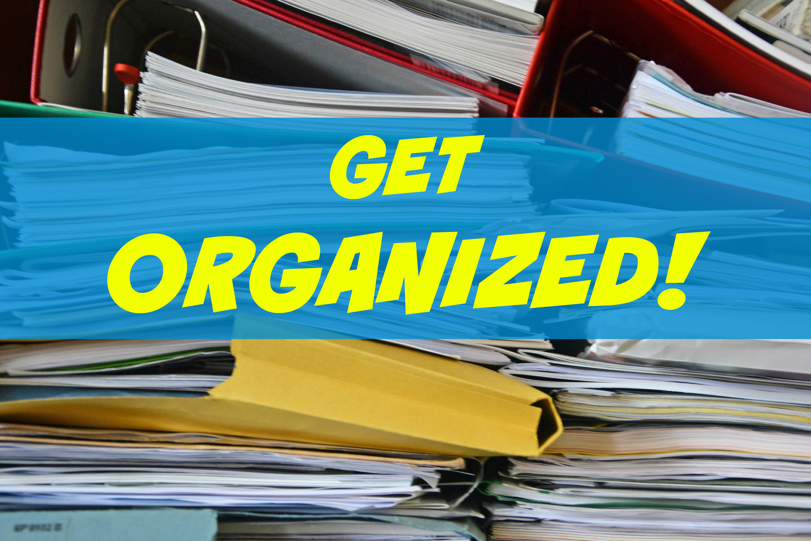 Teacher Tuesday Get Your Classroom Paperwork Organized