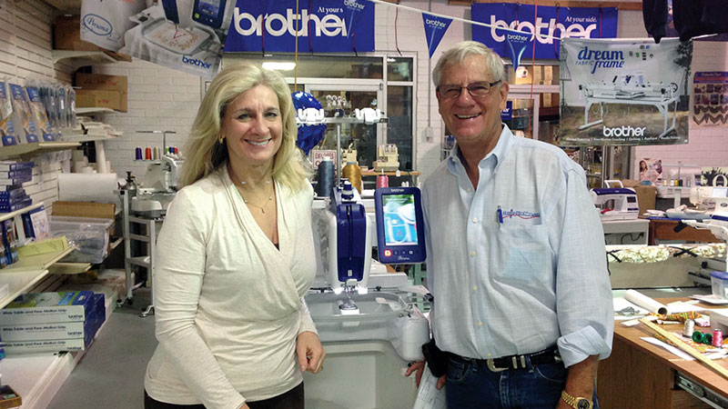 Brother Machines Spark Entrepreneurial Spirit