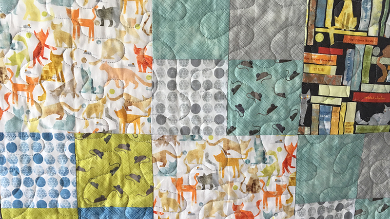 Big Bold Quilt – Conquering Large Format Quilts
