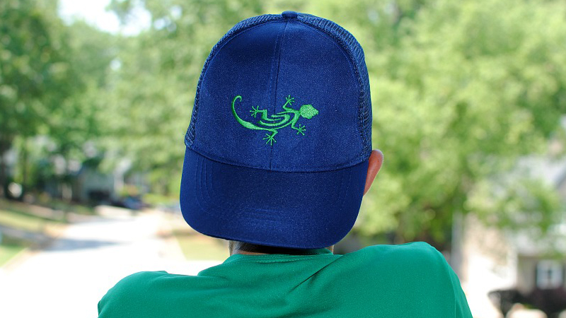 A Fun Hat Embroidery Project