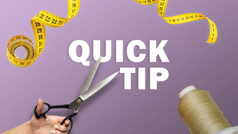 August Quick Tip