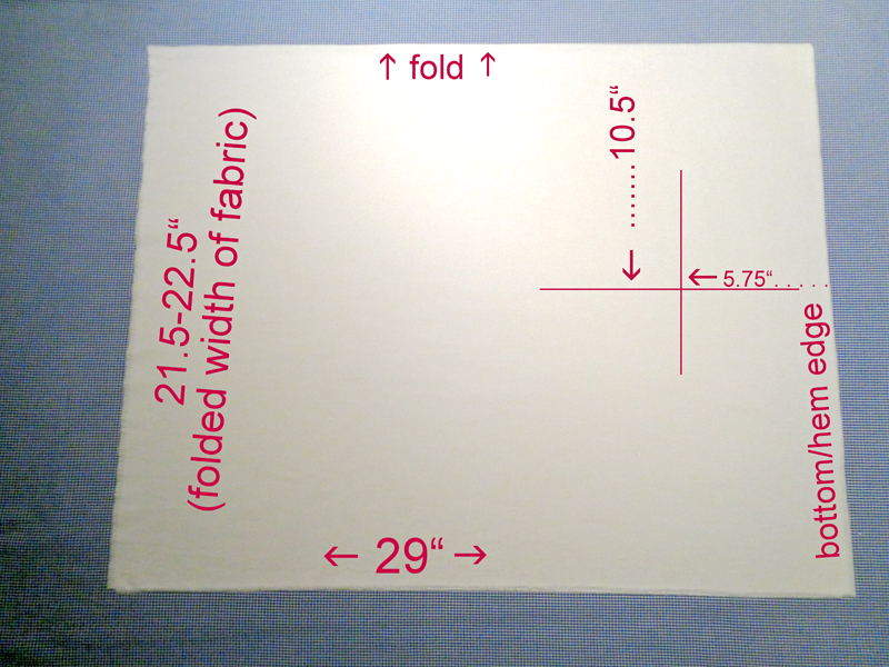 Measurements on Fabric