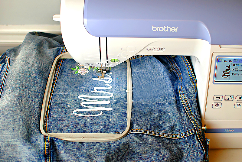 Embroider Jacket