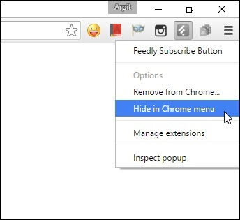 chrome-extension-buttons-toolbar