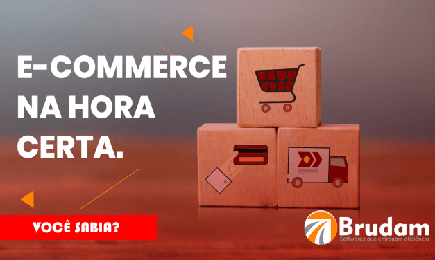 E-COMMERCE NA HORA CERTA