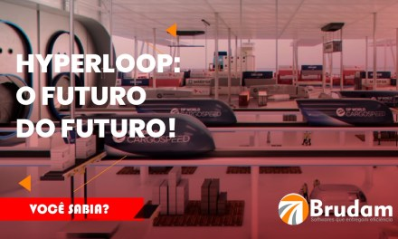 Hyperloop, o futuro do futuro!