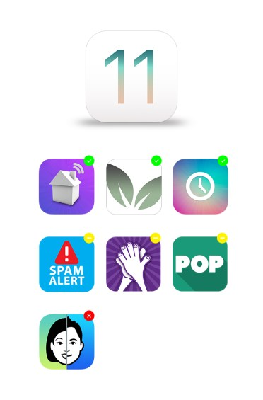iOS 11 Compatibility