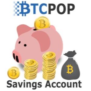Bitcoin Savings Account