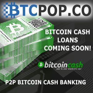 Btcpop Banner BCH Loans Coming Soon