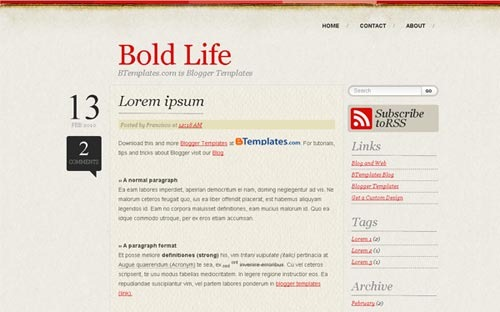 template-bold-life-for-blogger
