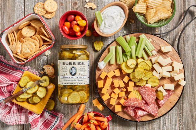 Bubbies Summer Dishes