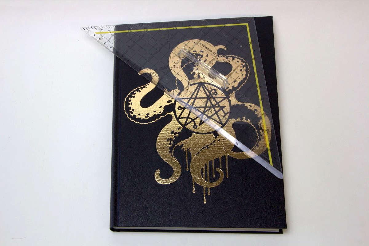 Die Encyclopaedia Necronomica – Ein Buch mit schiefen Winkeln