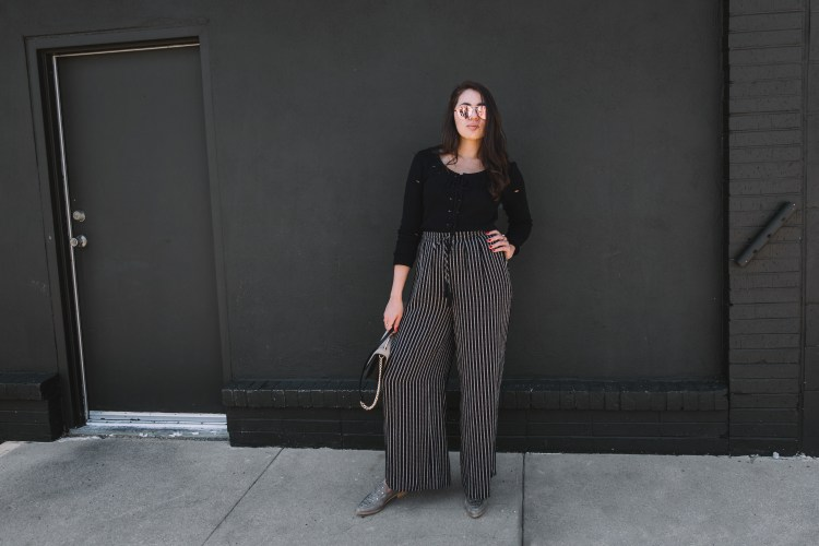How to style fashion pants for fall