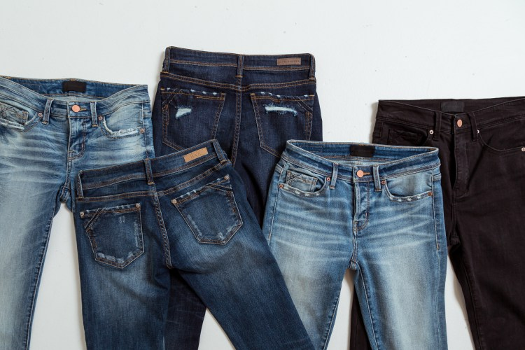 Your Guide To Women's Buckle Black Jeans