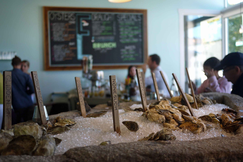 Best Seafood Restaurants New England