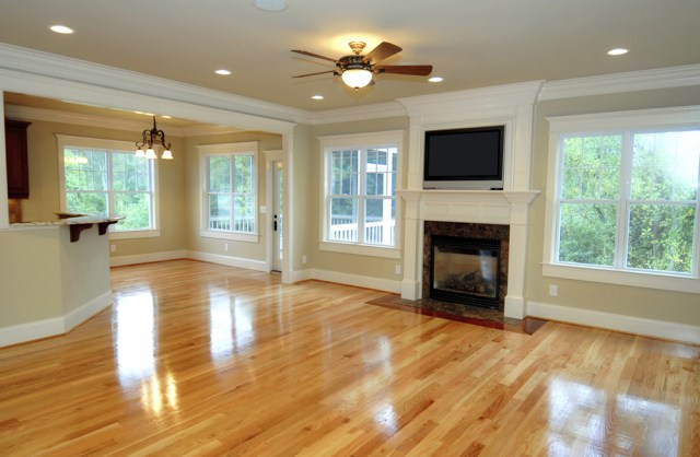 Sand and Re-Finish Your Wood Floors