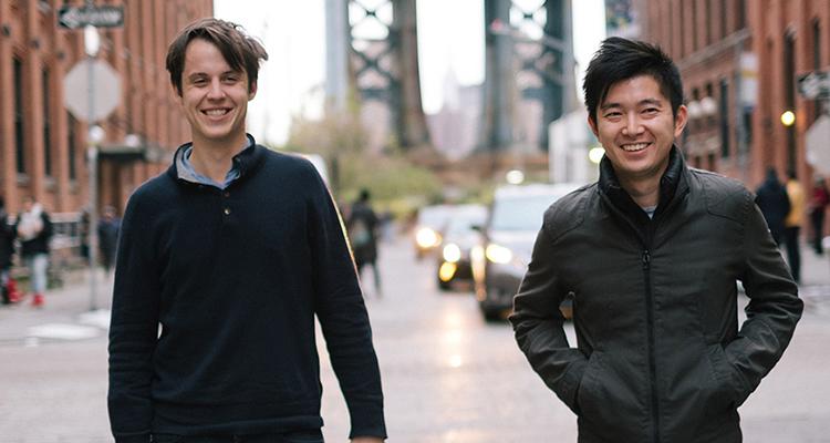 Koda Wang & Luke Sherwin
