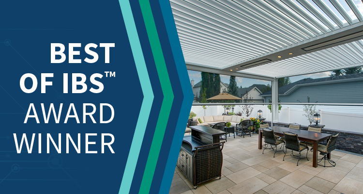 Best of IBS: Best Outdoor Product