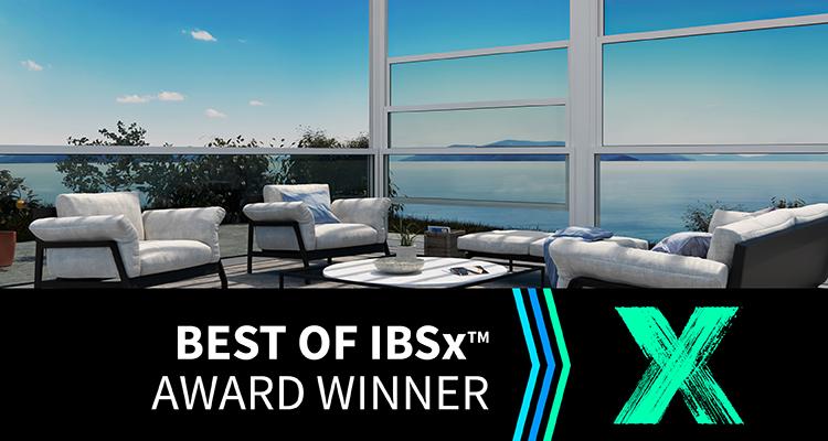 Best of IBSx Award Winner