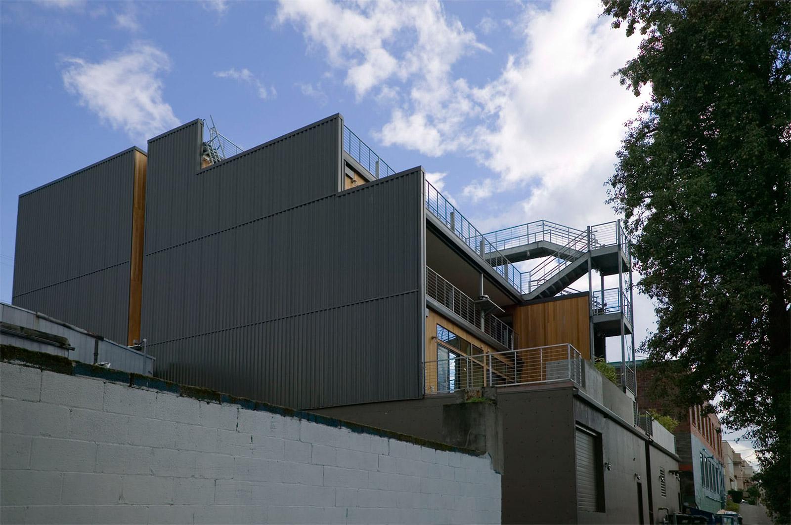 BUILD-LLC-Park-Modern-stair-by-Art-Grice