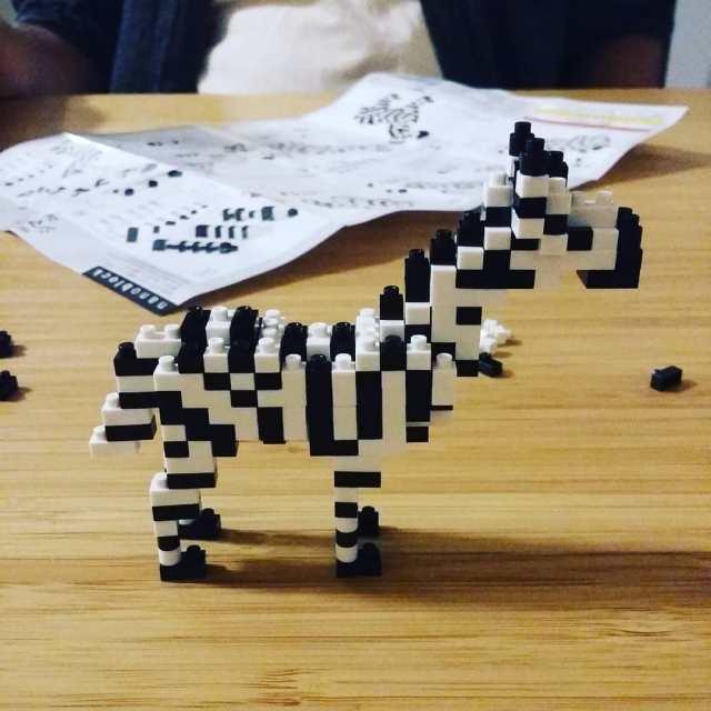 Knegg zebra sedergrenzebra nanoblock Continue reading rarr