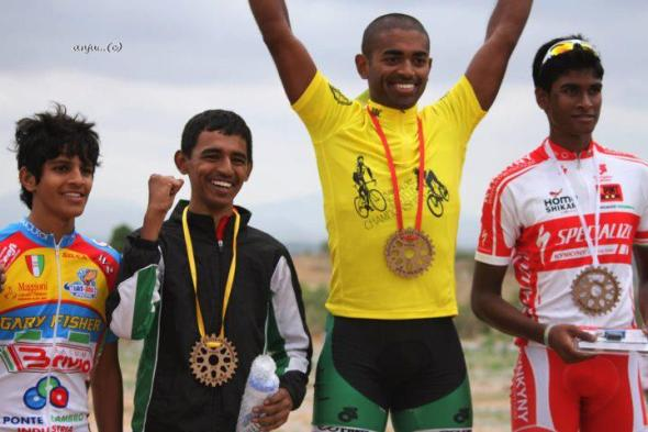 awesome bicycle racing in Bangalore
