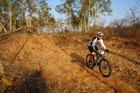 downhill racing at turahalli bangalore by BumsOnTheSaddle