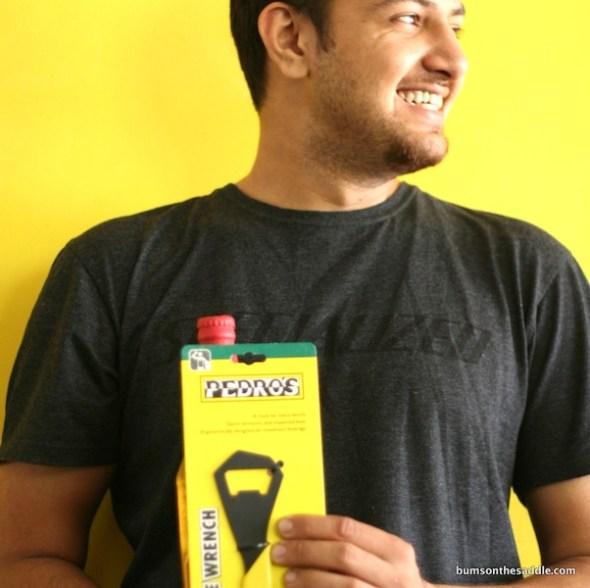 Karan - Pedros Bottle opener