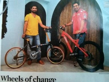 renowned bikes - ferrari and laborghini bicycles in India